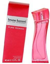 BB PURE WOMAN EDT 40ML W