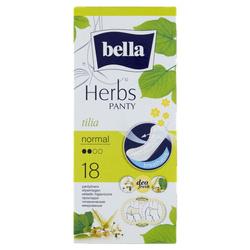 Bella Herbs Wkładki 18 szt Tilia