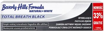 Beverly Hills Natural White Black 100ml. Pasta do zębów wybielająca