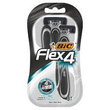 Bic Comfort Flex 4 Maszynki 3 sztuki