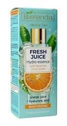 Bielenda Fresh J. Hydro-esensja Pomarańcza nawilżający 110ml