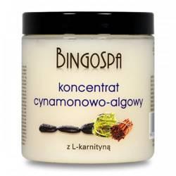 BingoSpa Koncentrat cynamonowo-algowy z l-karnityna 250 g