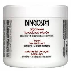 BingoSpa Kuracja arganowa do włosów 500 g