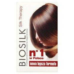 Biosilk Silk Terapy Jedwab do włosów 15ml