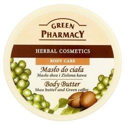 Green P.Masło d/c Masło Shea i Zielona kawa 200 ml