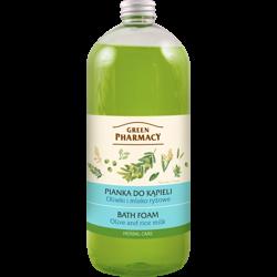 Green Pianka d/k Oliwki&Mleko ryżowe 1000ml