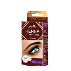 Joanna Henna do rzęs Brązowa