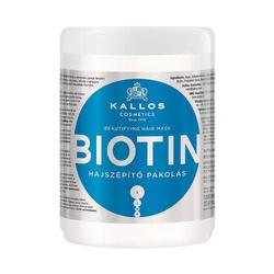 Kallos Maska do włosów z biotyną 1000ml