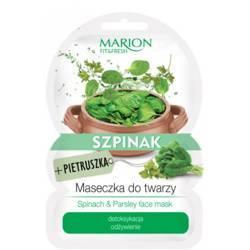 Marion Fit&Fresh Maseczka Szpinak i Pietruszka 9g