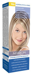 Marion Super Rozjaśniacz do pasemek 5-6 tonów