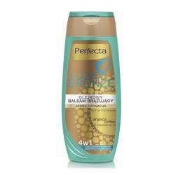 Perfecta Olejkowy balsam brązujący jasna karnacja 250ml.
