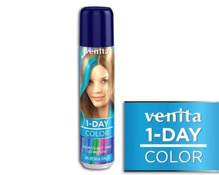 Venita 1-Day Color Morska Fala 50 ml