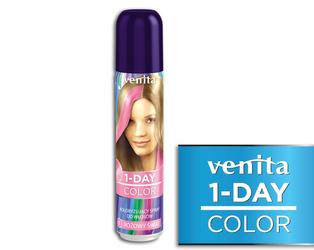 Venita 1-Day Color Różowy swiat 50 ml