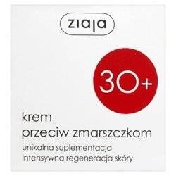 Ziaja 30+ Krem przeciwzmarszczkowy na d/n 50ml