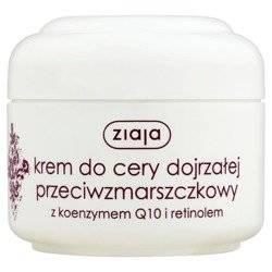Ziaja Krem przeciwzmarszczkowy Koenzym Q10 50ml