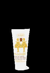 Ziaja Maziajki Pasta z fluorem dla dzieci 6  50 ml