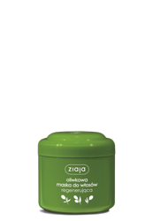 Ziaja Oliwkowa Maska regenerująca włosy suche, łamliwe 200 ml