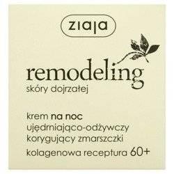Ziaja Remodeling 60  Krem ujędrniająco odżywczy n/n 50ml