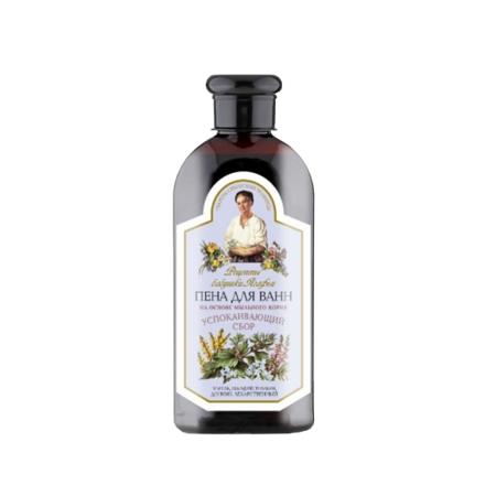 Babcia Agafia BA Płyn do kąpieli ziołowy relaksujący 500ml