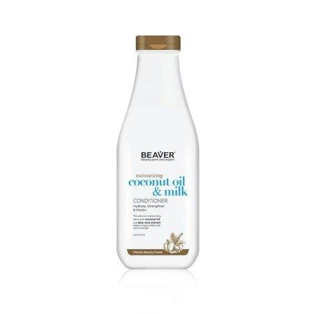 Beaver Coconut Oil&Milk Odżywka 730ml