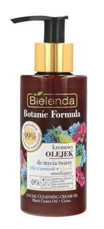 Bielenda Botanic O.Czarnuszki+Czystek Olejek do mycia twarzy 140ml