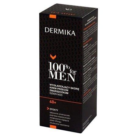 DERMIKA MEN 100% Krem 40+