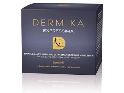 Dermika Expressima Krem przeciw zmarszczkom mimicznym n/d 50ml