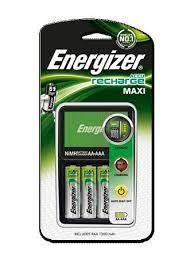 Energizer Ładowarka Maxi+4*AA Power+ 2000mAh