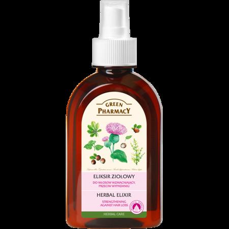 Green Pharmacy Eliksir ziołowy spray włosy wypadające 250 ml