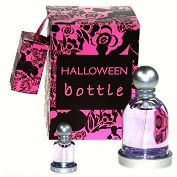 HALLOWEEN BOTTLE EDT 50 ML+4,5 ML