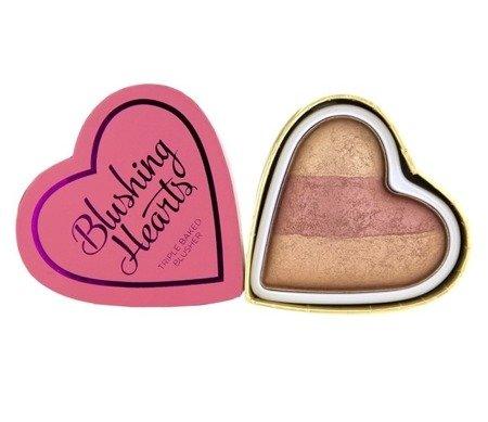 I Heart MakeUp Róż Peachy Keen Hearts