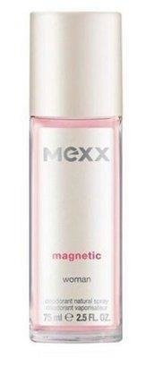 MEXX MAGNETIC WOMEN DEO 75 ML