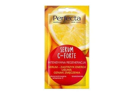 Perfecta C-Forte Serum intensywna regeneracja na oznaki zmęczenia 8 ml