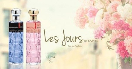 Saphir EDP 200ml. Women SAPHIR FOR HER