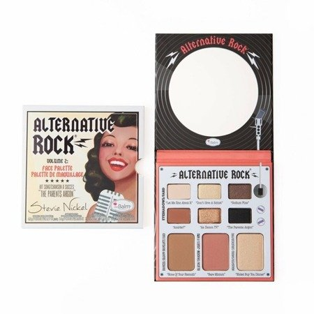 The Balm Paleta Rock V2